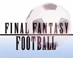 Final Fantasy Football